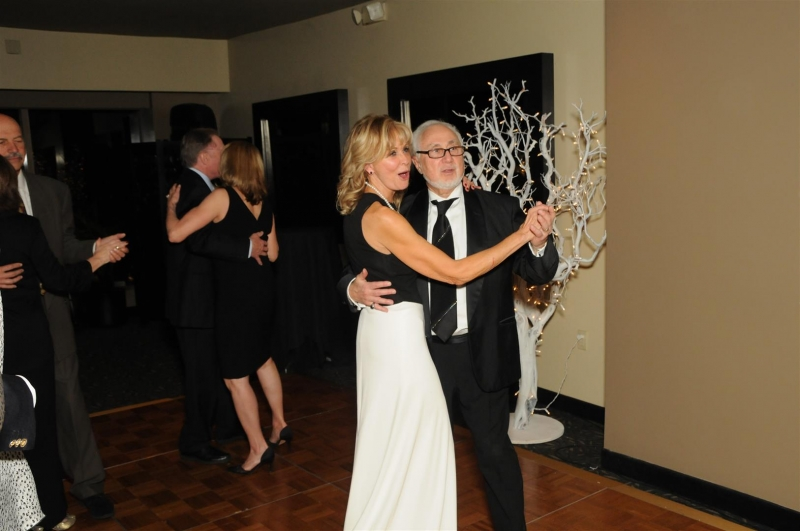 Diane and Andrew love to dance