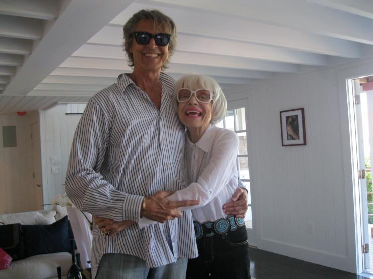 Tommy Tune & Carol Channing - Fire Island