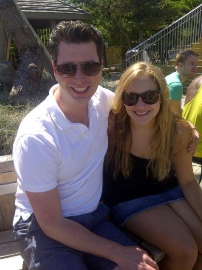 Wayne Gmitter & Isabel Kaplan - the Pines, Fire Island..